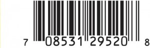 Applewood stick up barcode