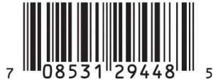 Italian JAL Barcode
