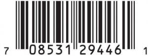 Spanish JAL barcode